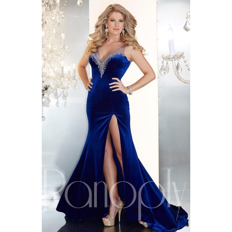 Wedding - Panoply - 44240V - Elegant Evening Dresses