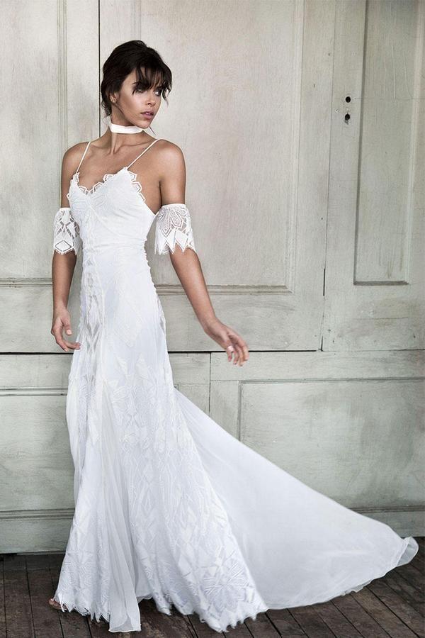 Wedding - Grace Loves Lace – Unique Bohemian Lace Wedding Dresses