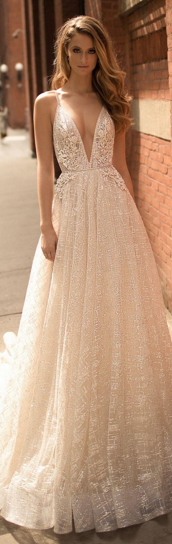 Wedding - Berta Spring Wedding Dresses 2018
