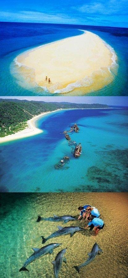 زفاف - Honeymoon Destinations - Moreton Island