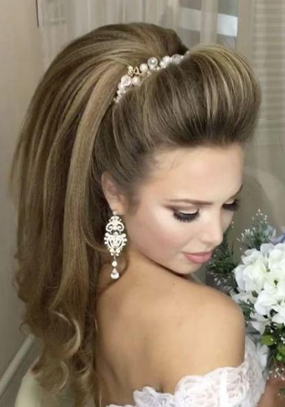 Hochzeit - Wedding Hairstyle Inspiration - Websalon Wedding