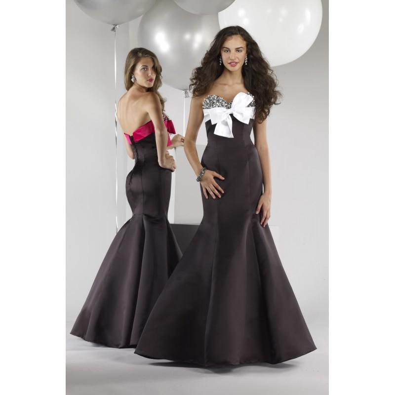 Wedding - Liz Fields 80022 Liz Fields Prom Dresses - Rosy Bridesmaid Dresses