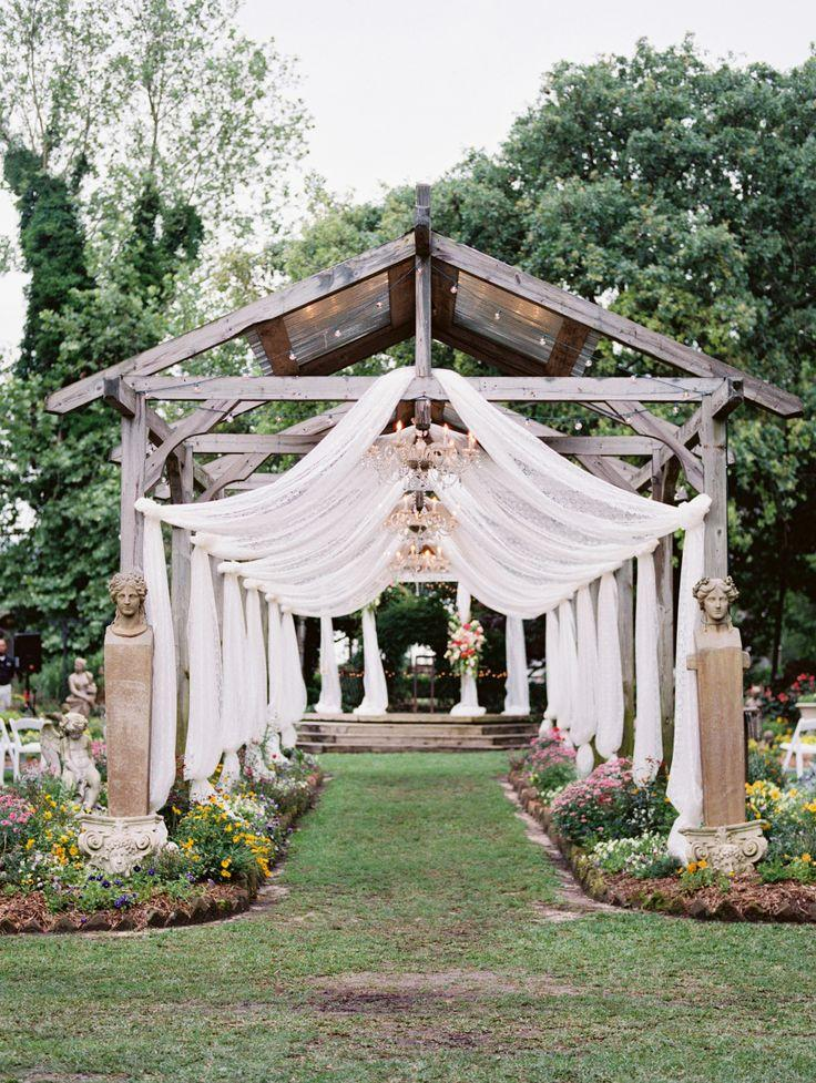 Свадьба - Bohemian Texas Garden Wedding
