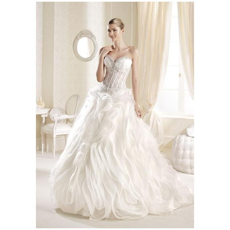La sposa dreams collection igala wedding dress the for Wedding dresses the knot