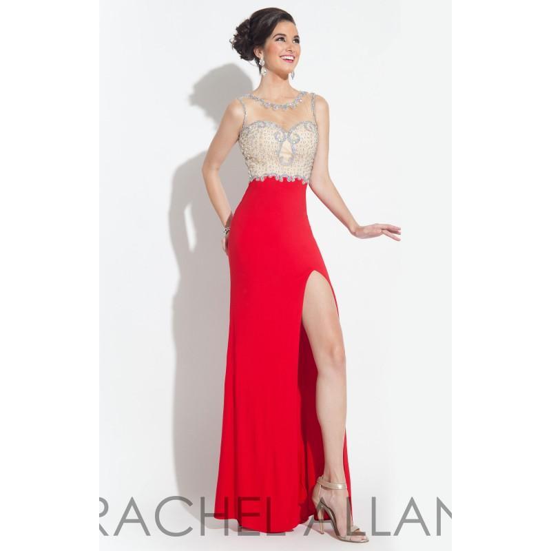 Wedding - Rachel Allan - 6862 - Elegant Evening Dresses