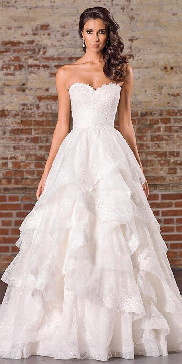 Dress Designers | 2017 Collections From Top Wedding Dress Designers 2738301 Weddbook