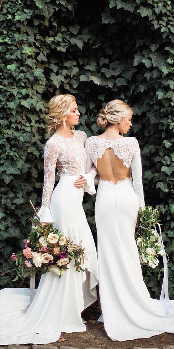 Hochzeit - 27 Boho Wedding Dresses Of Your Dream