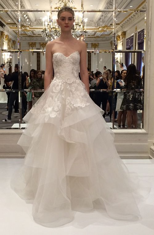 Fashion Friday New Wedding Dress Trends Love It Or Not 2738583