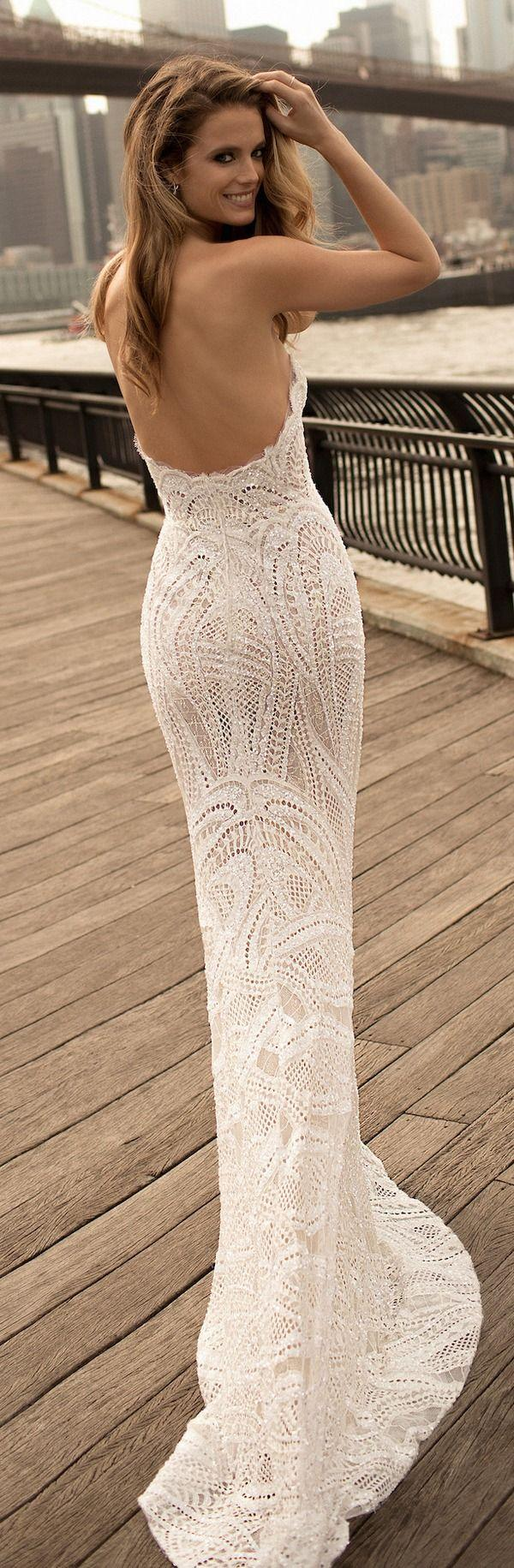 زفاف - Berta Spring Wedding Dresses 2018