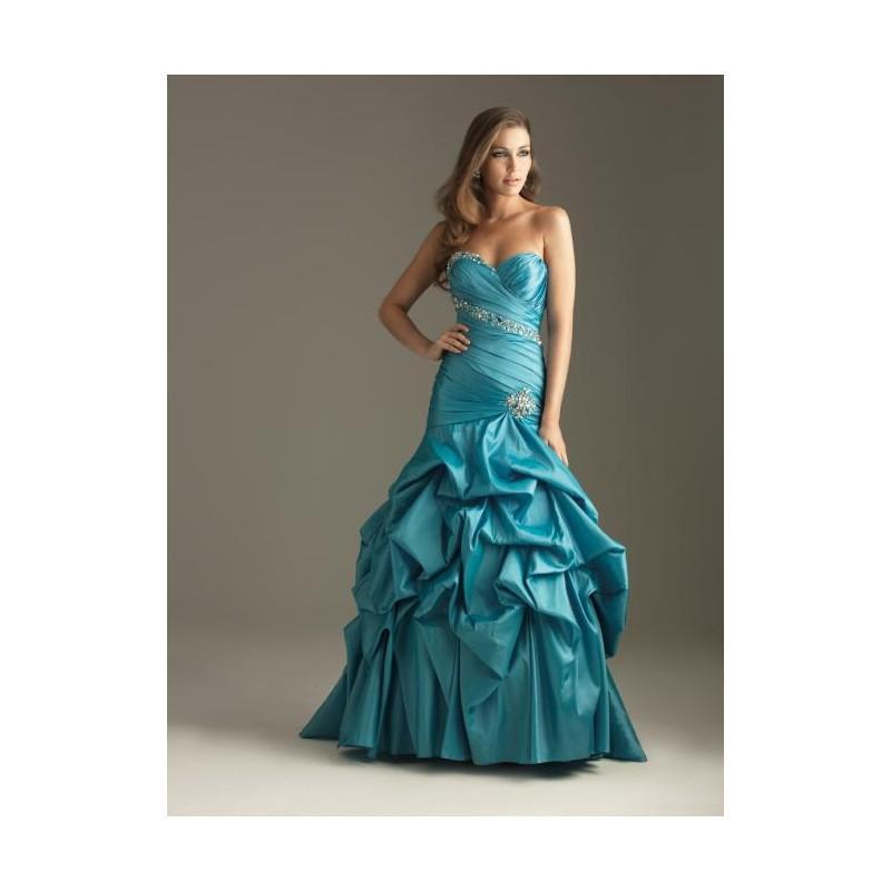 Boda - New Arrival Nightmoves Prom Dress  (P-1430A) - Crazy Sale Formal Dresses