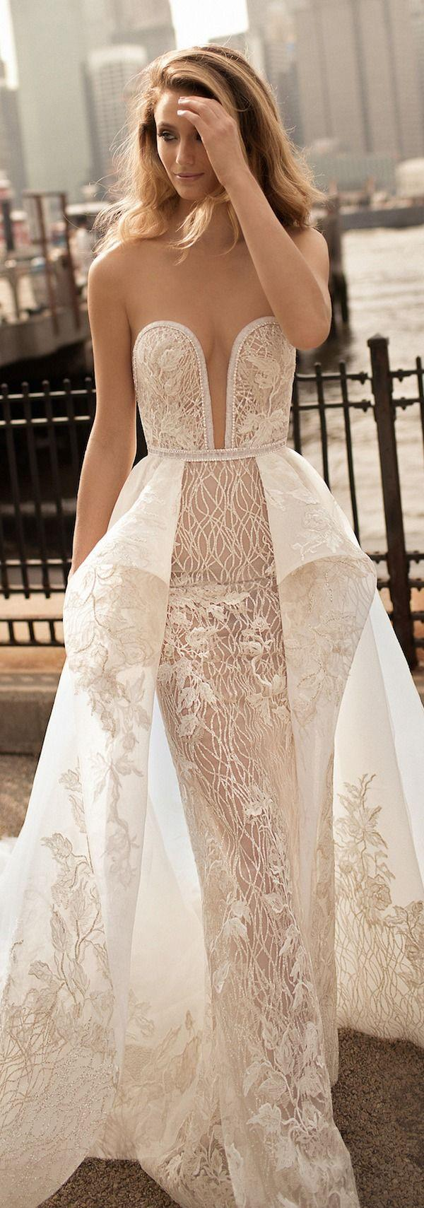 Mariage - Berta Spring Wedding Dresses 2018