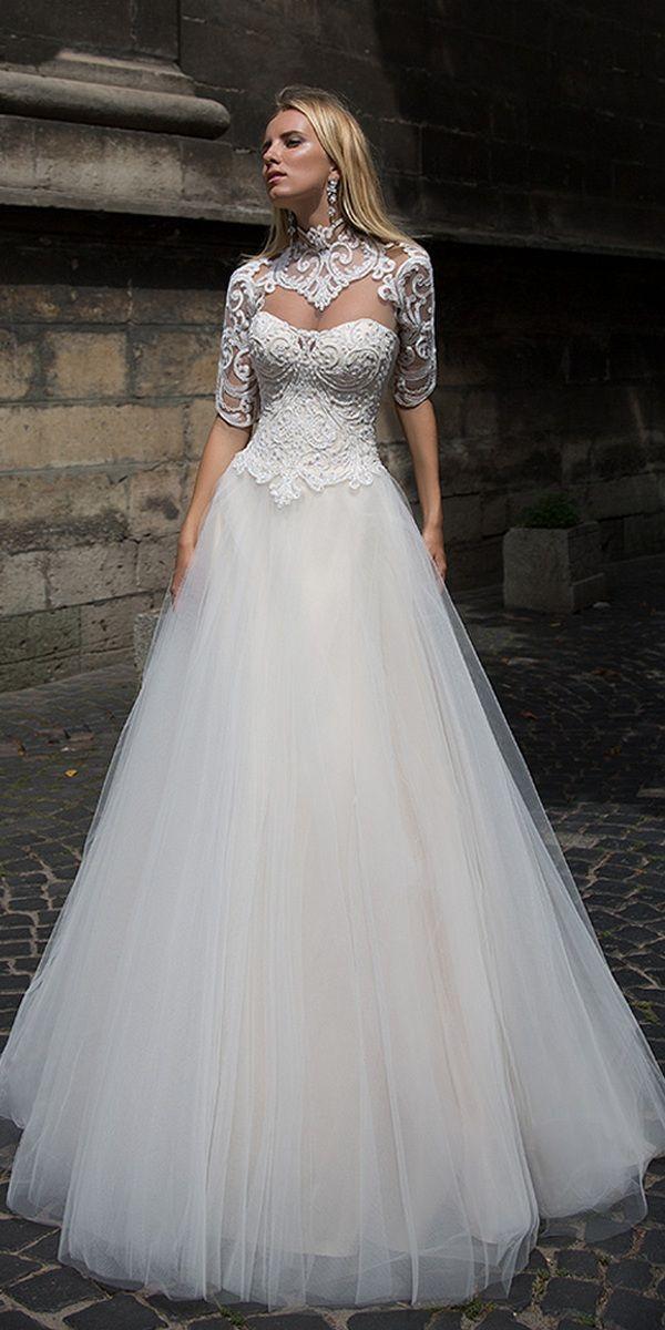 زفاف - Oksana Mukha Wedding Dresses 2017