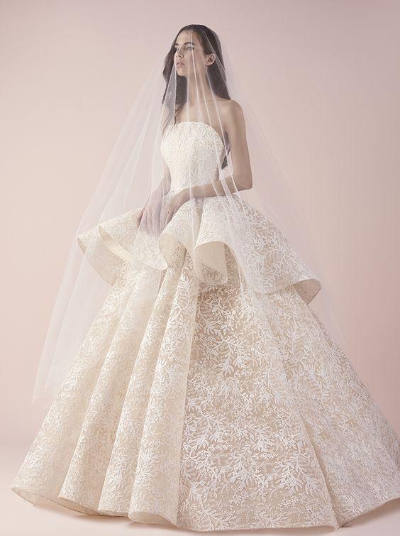 Свадьба - Wedding Dress Inspiration - Saiid Kobeisy