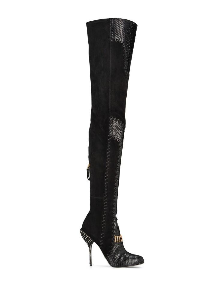 Hochzeit - Bottes Femme - Chaussures Femme Sur SERGIO ROSSI Online Store