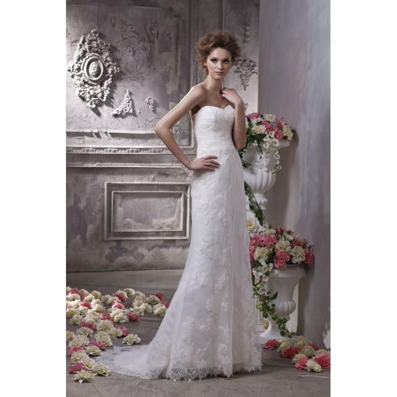 Wedding - Tia By Benjamin Roberts - 2012 Collection 723905 - granddressy.com
