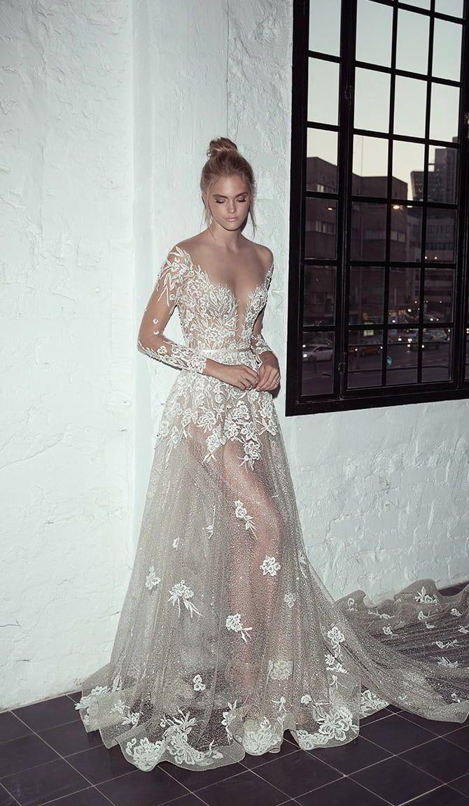 زفاف - Lee Petra Grebenau 2017 Wedding Dresses Swan Lake Collection
