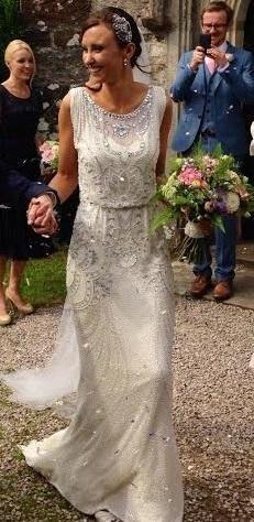 Jenny Packham Esme Wedding Dress Size 8 For Sale In Manchester, Greater  Manchester