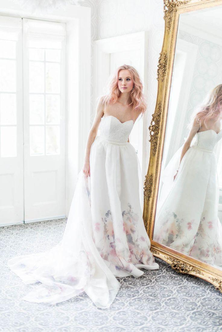 Mariage - Catherine Langlois Wedding Dresses For 2017: Morning Sky Collection!