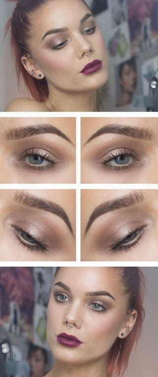 Boda - Todays Look - The Classic Smokey Eye
