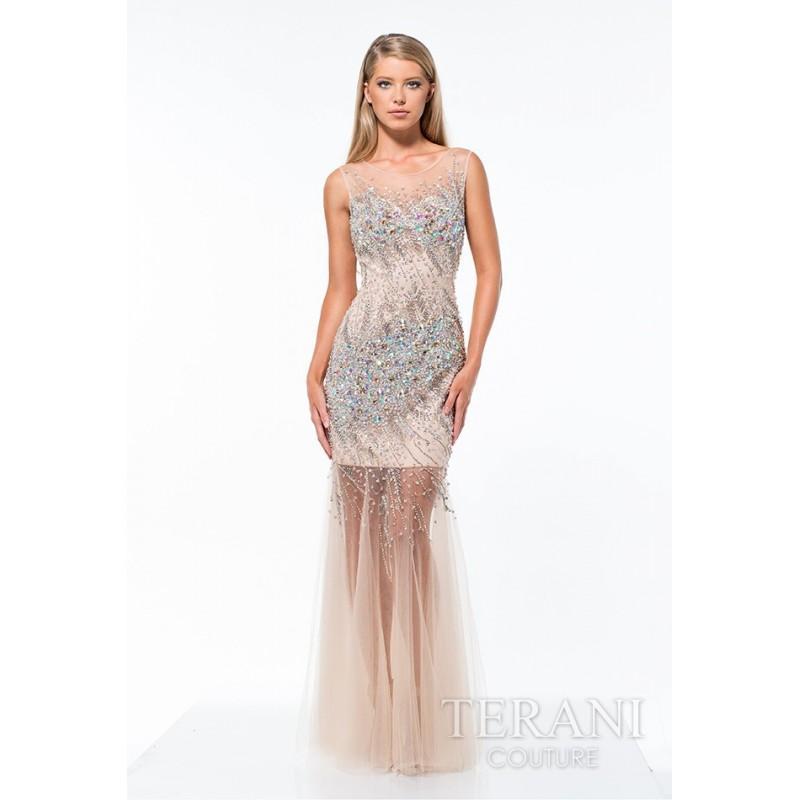 Свадьба - Terani Prom Dresses Style 151P0109 -  Designer Wedding Dresses