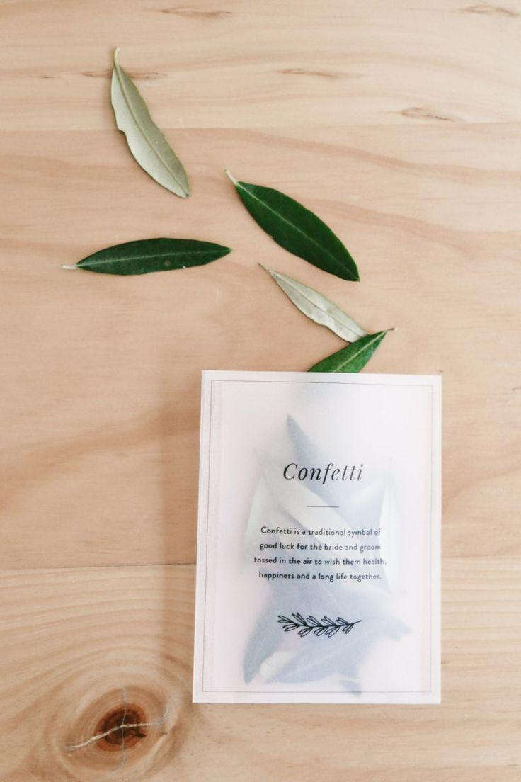 Wedding - Creative (and Eco-Friendly!) Wedding-Exit Toss Ideas