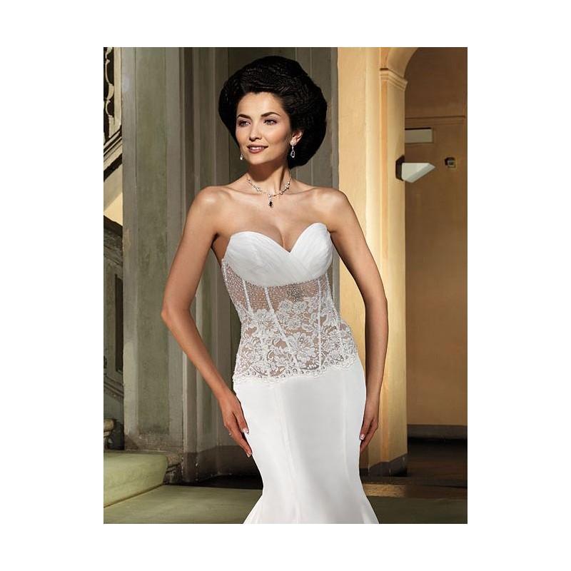 Свадьба - Eddy K MD49TT Bridal Gown (2010) (EK10_MD49TTBG) - Crazy Sale Formal Dresses