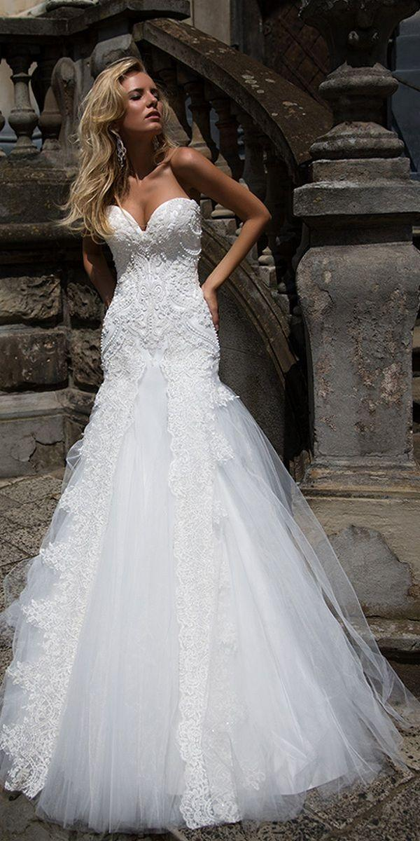 Hochzeit - Oksana Mukha Wedding Dresses 2017