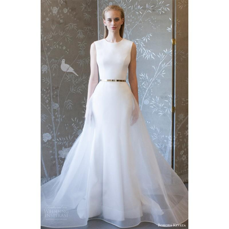 Romona keveza rk8400 soop neck springsummer 2018 sweep train romona keveza rk8400 soop neck springsummer 2018 sweep train sleeveless elegant spring scoop neck a line bridal dress customize your prom dress junglespirit Image collections