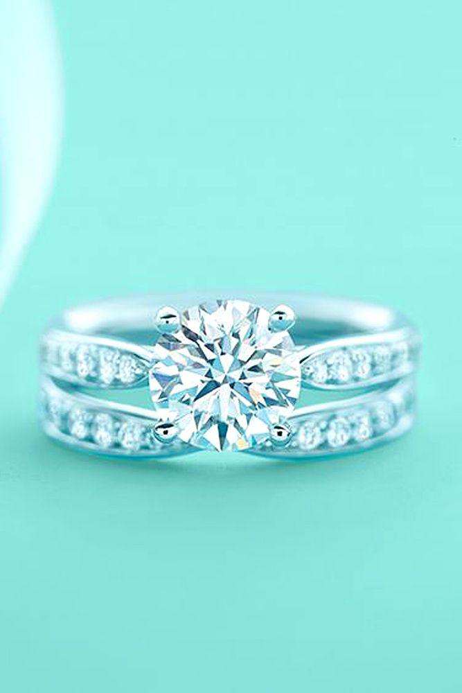 Schmuck 15 Most Loved Tiffany Engagement Rings 2742092 Weddbook