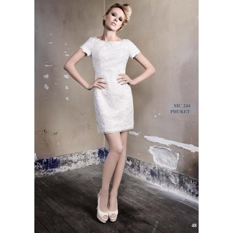 زفاف - I Love You by Max Chaoul, MC 244 Phuket - Superbes robes de mariée pas cher