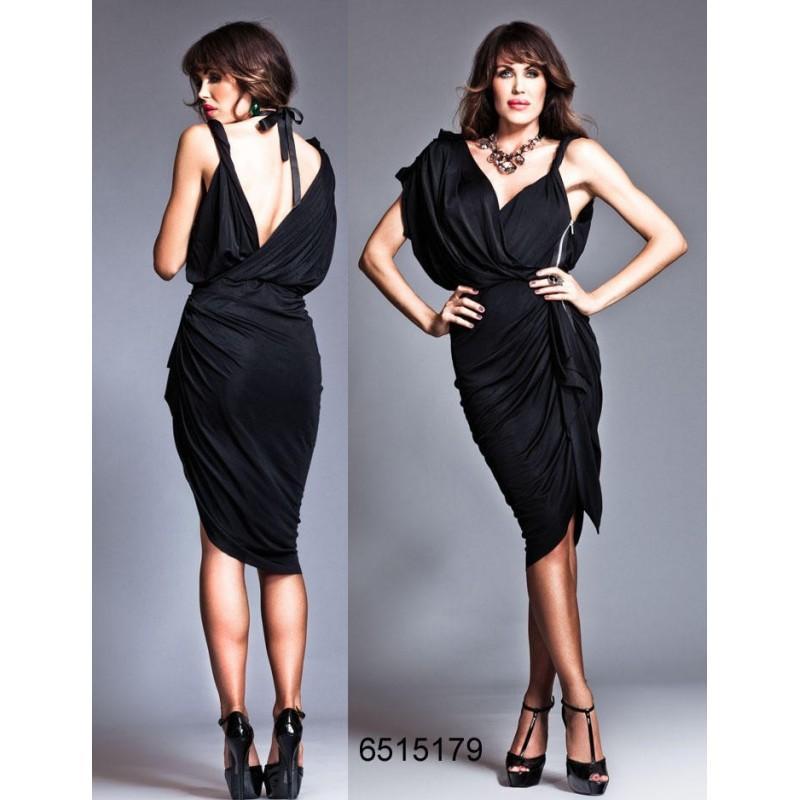 Nicole Bakti 6515 Blackorangeredemerald Dress The Unique Prom