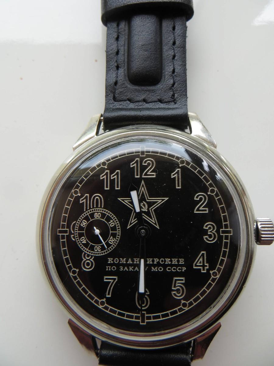 Свадьба - Vintage Commander men's wrist Watch mechanism 3602 - ussr, soviet union, 1980, rare, komandirski