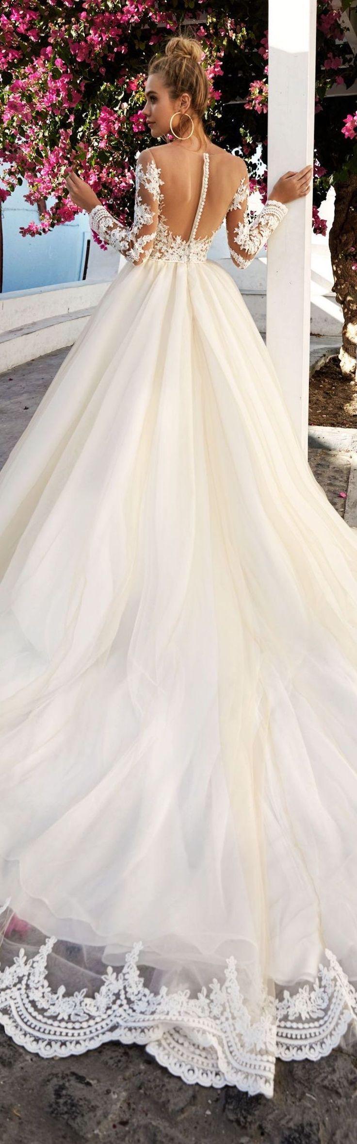 Wedding - Eva Lendel Wedding Dress Collection 2017