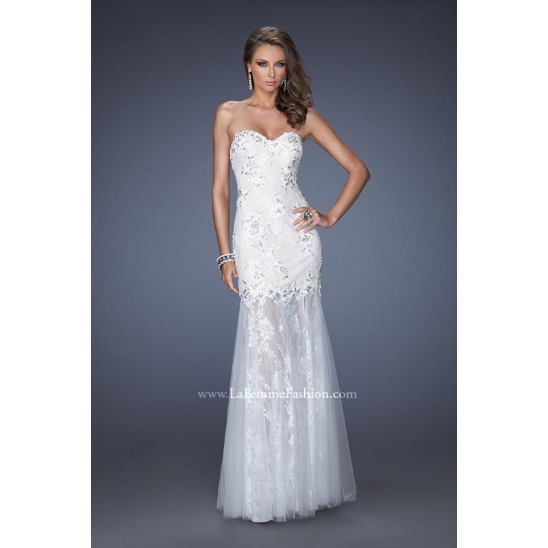 Wedding - La Femme 19963 Dress - Brand Prom Dresses