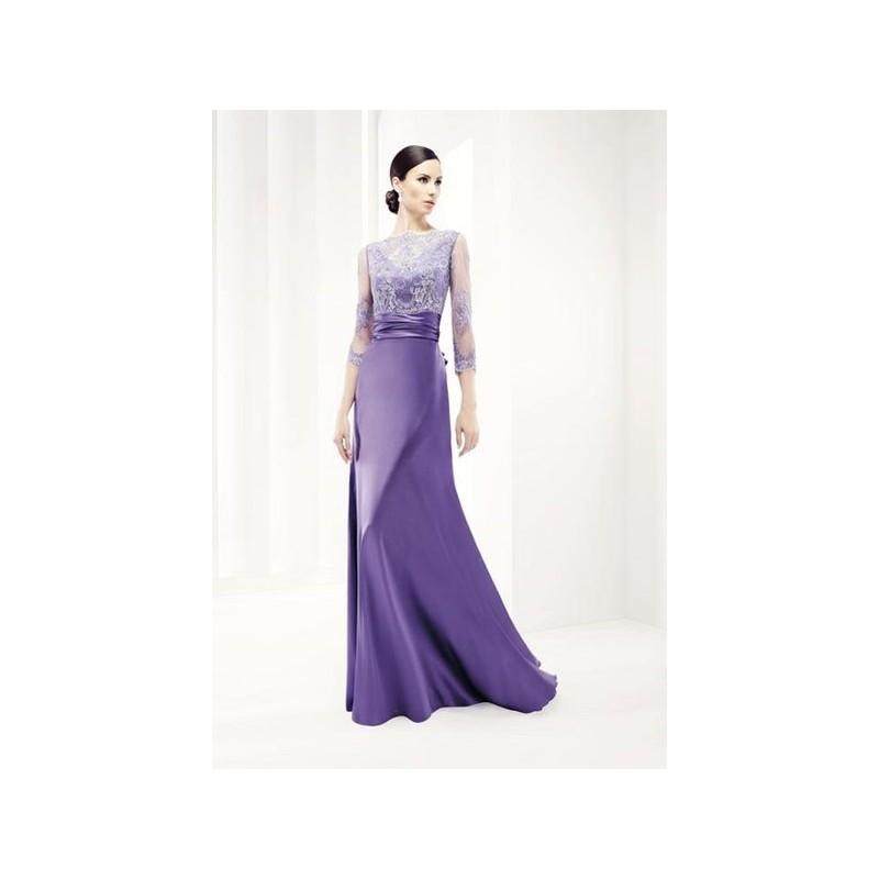 Wedding - Vestido de fiesta de Patricia Avendaño Modelo 1916 - 2015 Vestido - Tienda nupcial con estilo del cordón