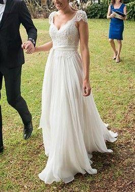 Wedding - Timeless Beaded French Chantilly La