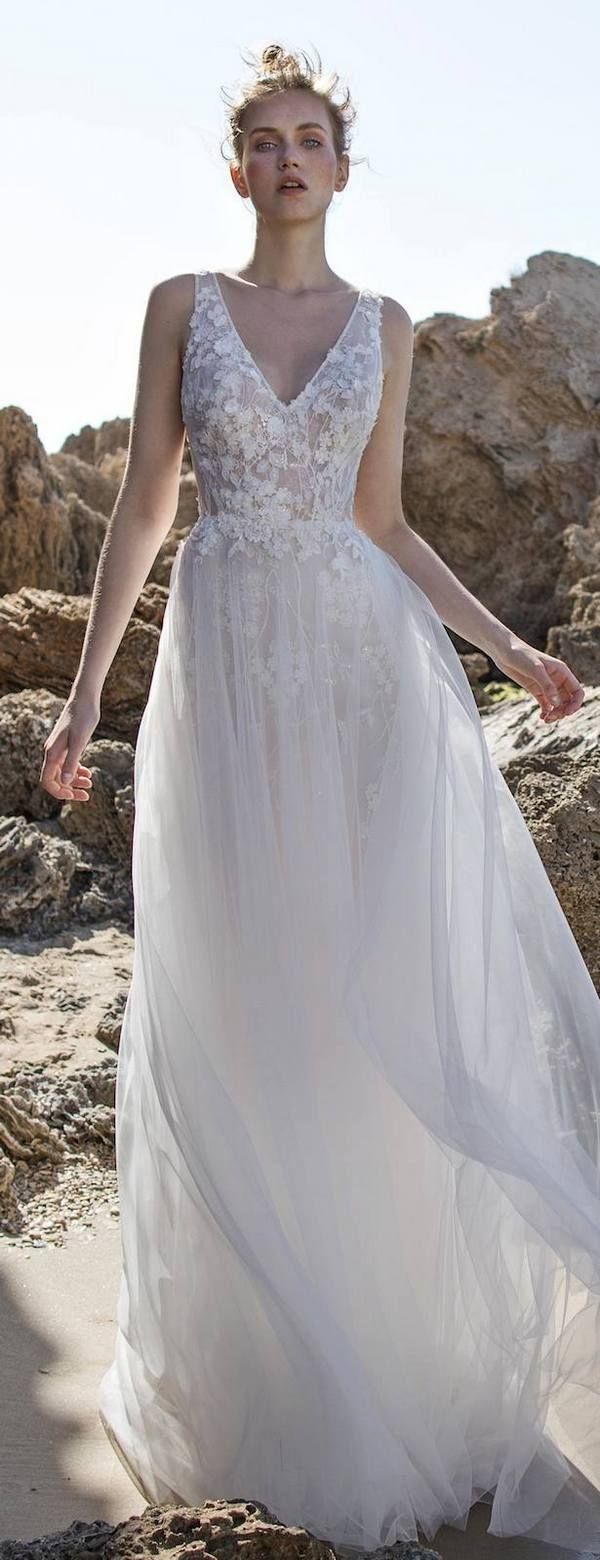 Hochzeit - The Best Wedding Dresses 2018 From 10 Bridal Designers