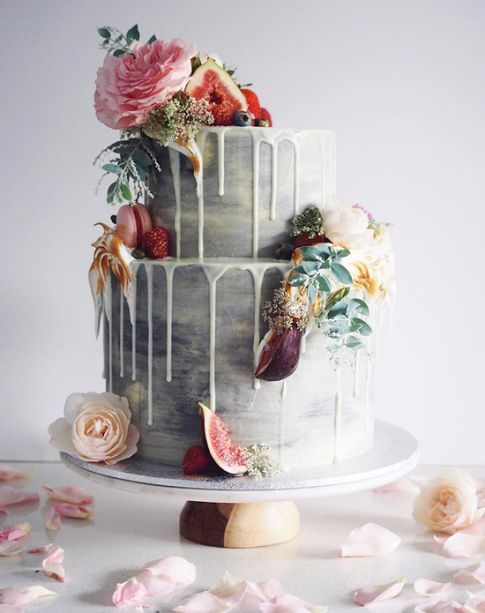 Wedding - The Most Stunning Cakes... - Oh Joy!