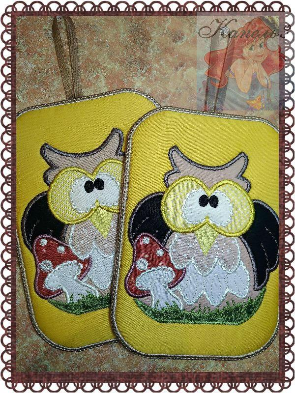 Hochzeit - Napkin for hot Embroidery designs Owl Napkin for hot Mud rug Trivets Cotton Trivets Hot Pads Designs Gift Owls Patterns Design My kitchen