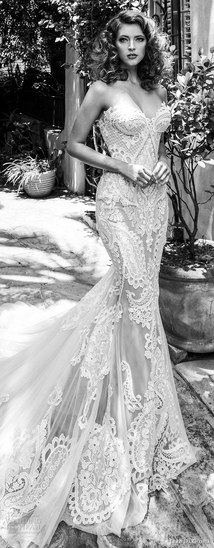 زفاف - Leah Da Gloria 2017 Wedding Dresses