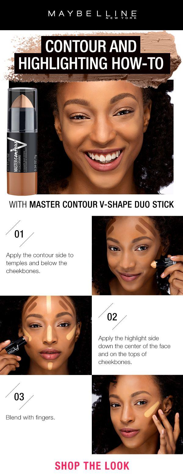 Mariage - Contour/Highlight Stick