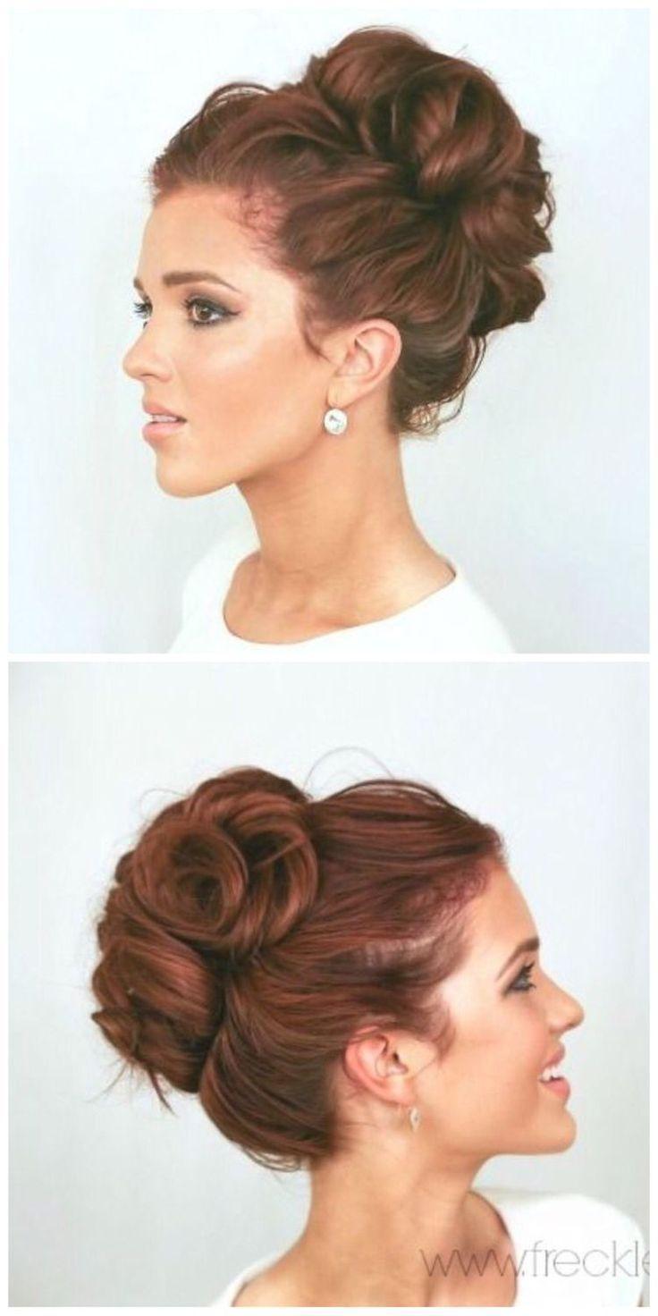 زفاف - Hair