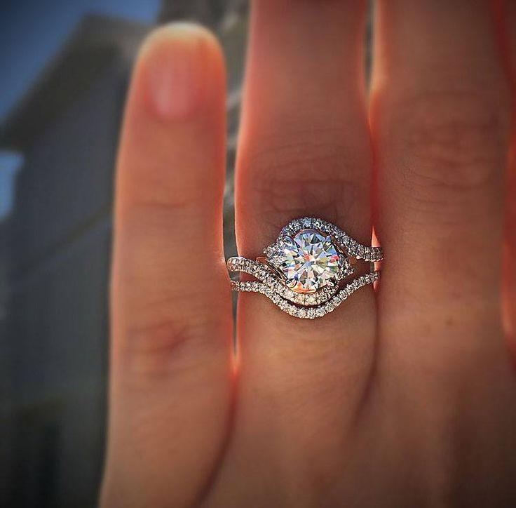 Wedding - Diamonds By Raymond Lee Engagement Rings You Need To See