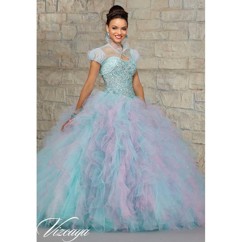 Wedding - Mori Lee By Madeline Gardner - Style 89021 - Junoesque Wedding Dresses