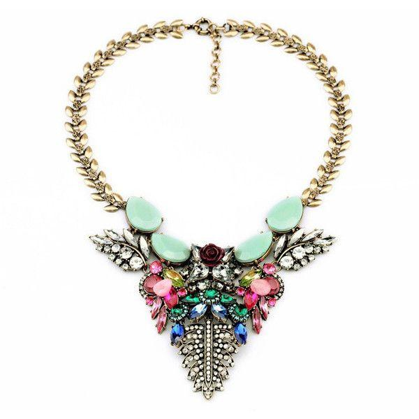 Mariage - Exotic Statement Necklace