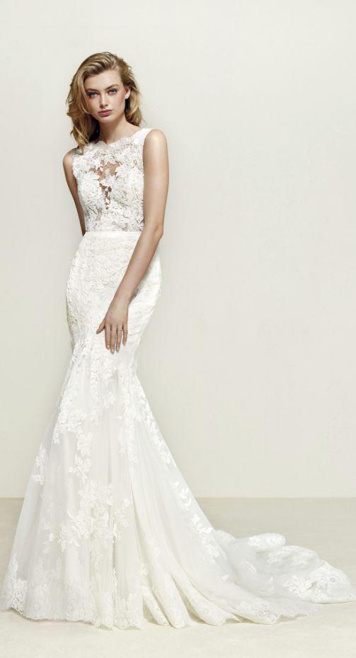 Mariage - Wedding Dress Inspiration - Pronovias