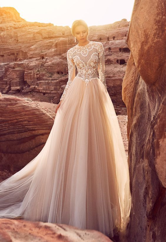 Свадьба - Wedding Dress Inspiration - Oksana Mukha