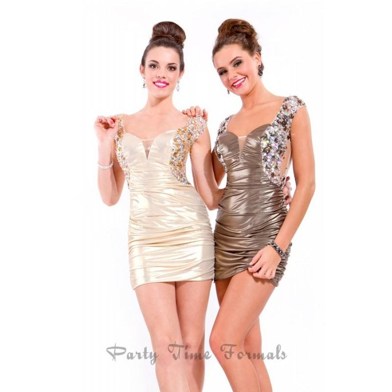Mariage - Party Time - Style 6393 - Formal Day Dresses