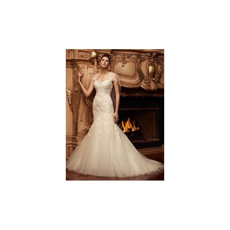 Свадьба - Casablanca 2113 - Branded Bridal Gowns