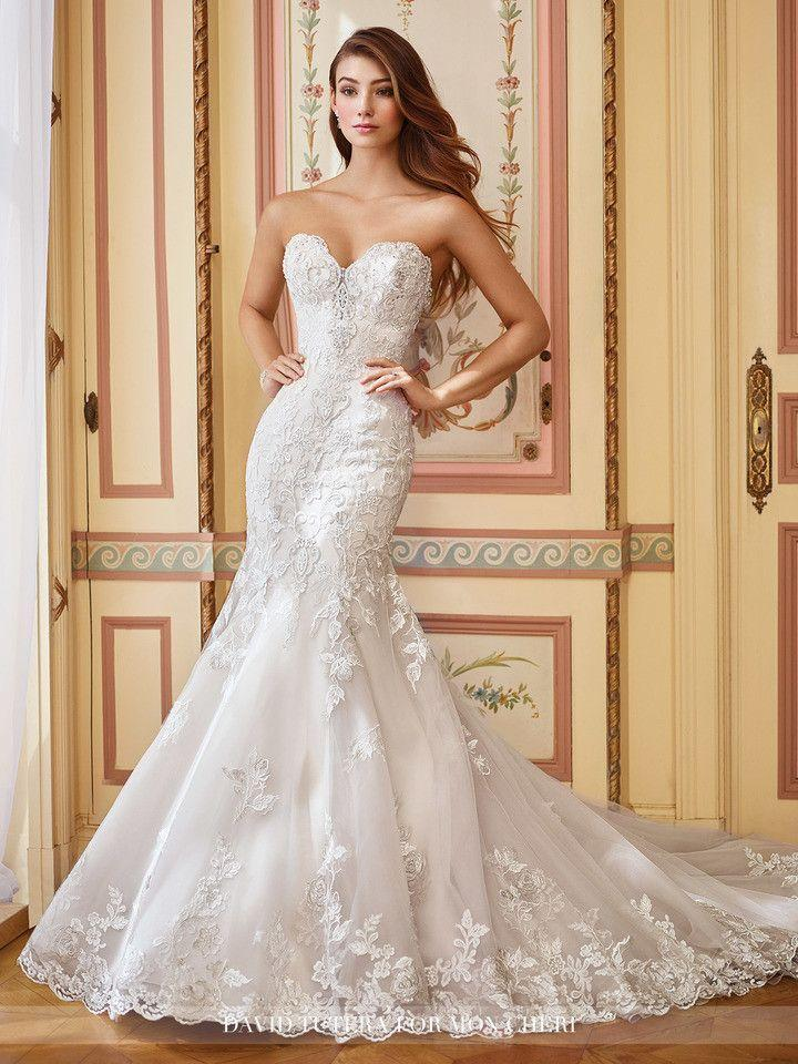 David Tutera Danae 117284 All Dressed Up Bridal Gown 2745202